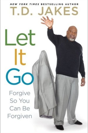 Reading books Let it Go: Forgive So You Can Be Forgiven