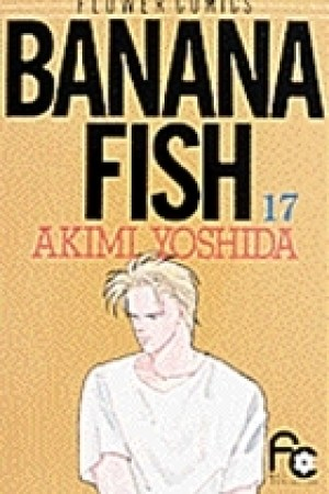 Reading books Banana Fish 17
