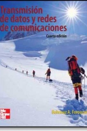 Reading books Transmisin de datos y redes de comunicaciones