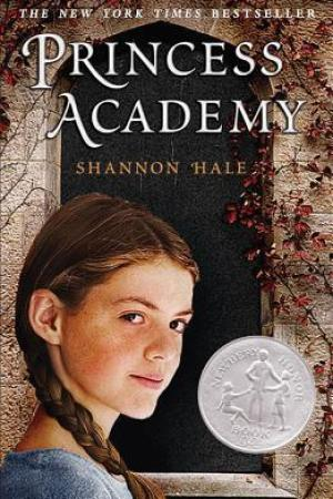 Reading books Princess Academy (Princess Academy, #1)