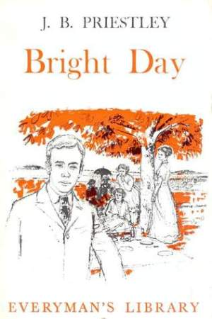 Reading books Bright Day