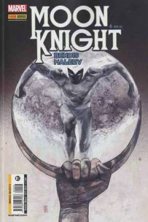 Reading books Moon Knight n. 6