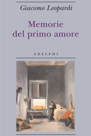 Reading books Memorie del primo amore