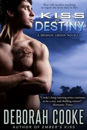 Reading books Kiss of Destiny (Dragonfire, #9.3)