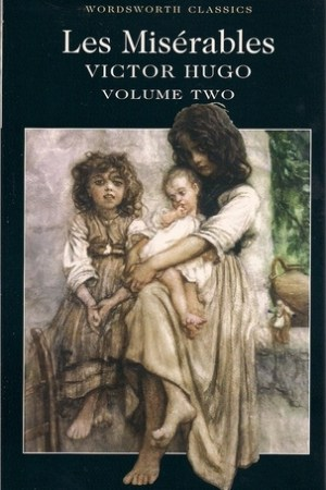 Reading books Les Misrables: Volume Two