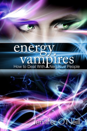 Reading books Energy Vampires: How to Deal With Negative People