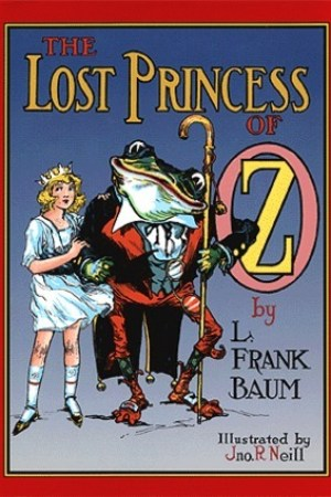 Reading books The Lost Princess of Oz (Oz, #11)
