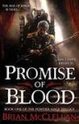 Download Promise of Blood (Powder Mage, #1) books