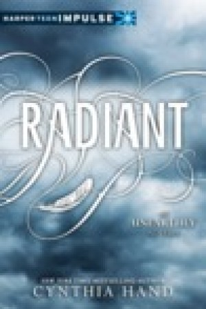 read online Radiant (Unearthly, #2.5)