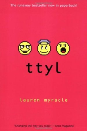 read online ttyl (Internet Girls, #1)