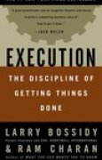 Download Execution: The Discipline of Getting Things Done books