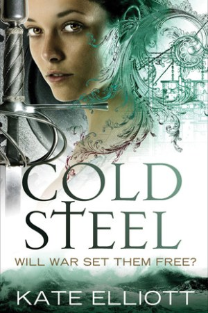 read online Cold Steel (Spiritwalker, #3)