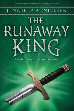 Reading books The Runaway King (The Ascendance Trilogy, #2)