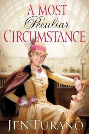 Reading books A Most Peculiar Circumstance (Ladies of Distinction, #2)