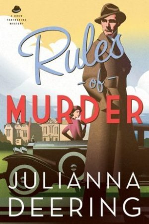 Reading books Rules of Murder (Drew Farthering Mystery #1)