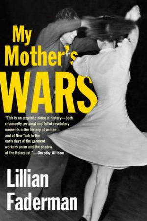 Reading books My Mother's Wars
