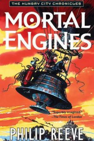 Reading books Mortal Engines (The Hungry City Chronicles, #1)