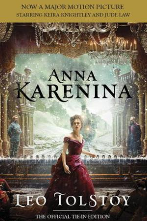 Reading books Anna Karenina