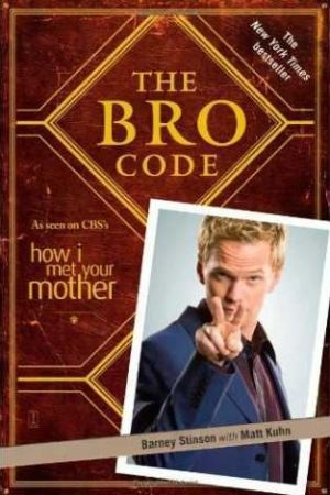 Reading books The Bro Code