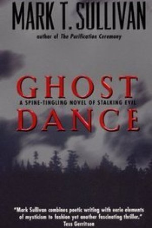 Reading books Ghost Dance