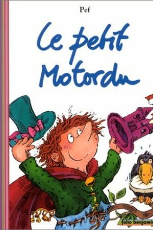 Reading books Le petit Motordu