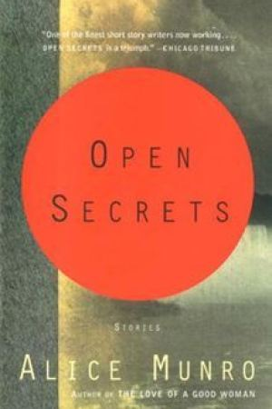 Reading books Open Secrets