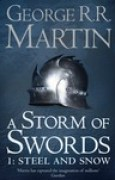 Download A Storm of Swords: Steel and Snow (A Song of Ice and Fire, #3: Part 1 of 2) books