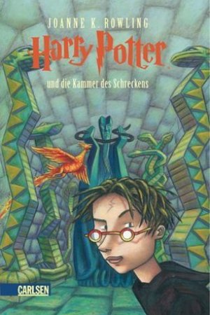 Reading books Harry Potter und die Kammer des Schreckens (Harry Potter, #2)