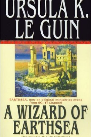 Reading books A Wizard of Earthsea (Earthsea Cycle, #1)