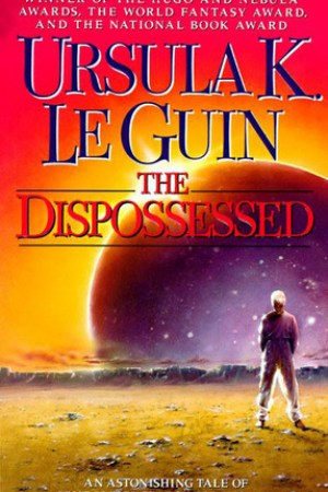 Reading books The Dispossessed