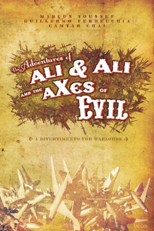 Reading books Adventures of Ali & Ali and the aXes of Evil: A Divertimento for Warlords