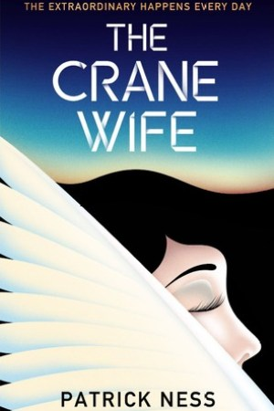 Reading books The Crane Wife