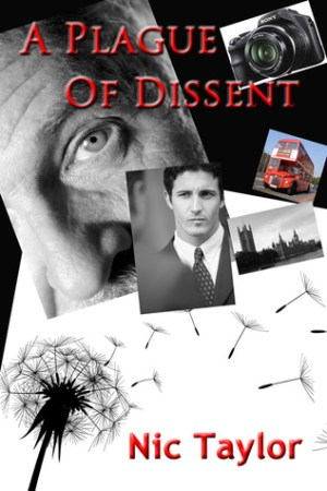 Reading books A Plague of Dissent