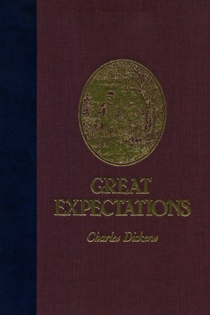 Reading books Great Expectations (The World's Best Reading)
