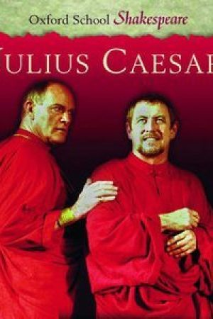 Reading books Julius Caesar
