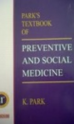 Park's Textbook of Preventive and Social Medicine