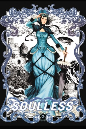 Reading books Soulless: The Manga, Vol. 2