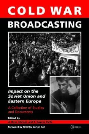 Reading books Cold War Broadcasting