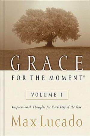 Reading books Grace for the Moment: Inspirational Thoughts for Each Day of the Year