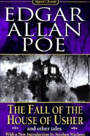 Reading books The Fall of the House of Usher and Other Tales