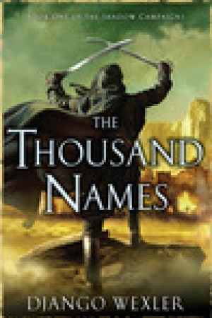 read online The Thousand Names (The Shadow Campaigns, #1)