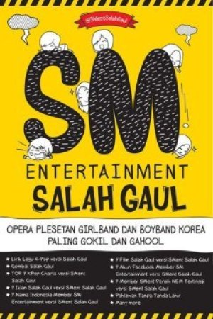 Reading books SM Entertainment Salah Gaul
