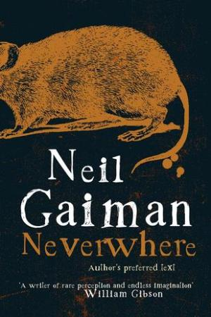 Reading books Neverwhere