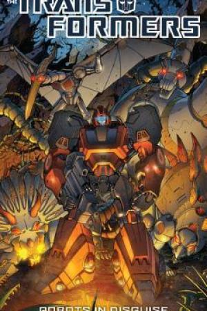 read online Transformers: Robots in Disguise, Volume 2