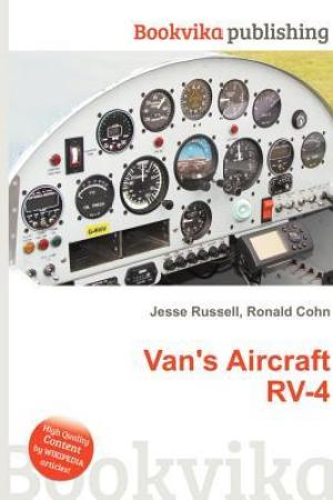 Reading books Van's Aircraft RV-4