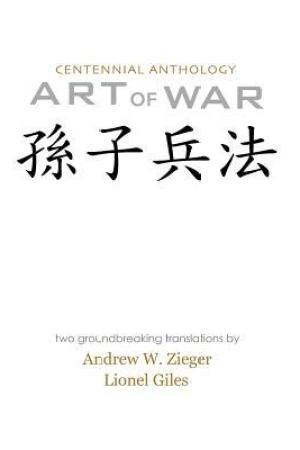 Reading books Art of War: Centenniel Anthology Edition with Translations by Zieger and Giles