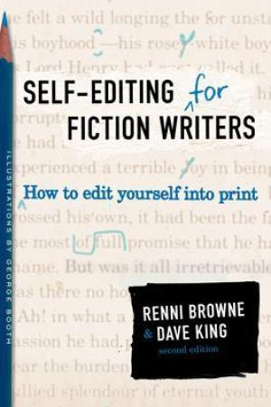 Reading books Self-Editing for Fiction Writers: How to Edit Yourself Into Print