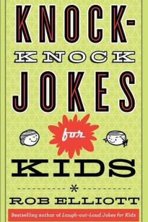 Reading books Knock-Knock Jokes for Kids