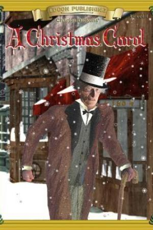 Reading books A Christmas Carol: Classic Literature Easy to Read
