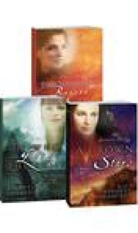 Genesis Trilogy Series (Genesis Trilogy #1-3)
